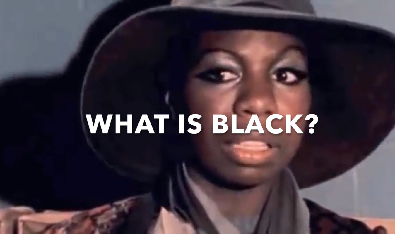 What is Black?- 2020
