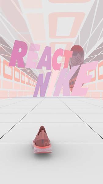 Nike Epic React Go Far
