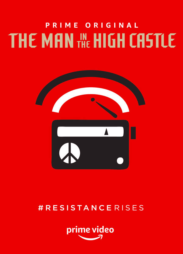 The Man in the High Castle Dizisi için Alternatif Poster