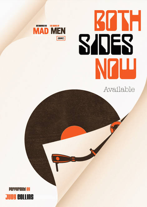 Mad Men Poster Tasarımı