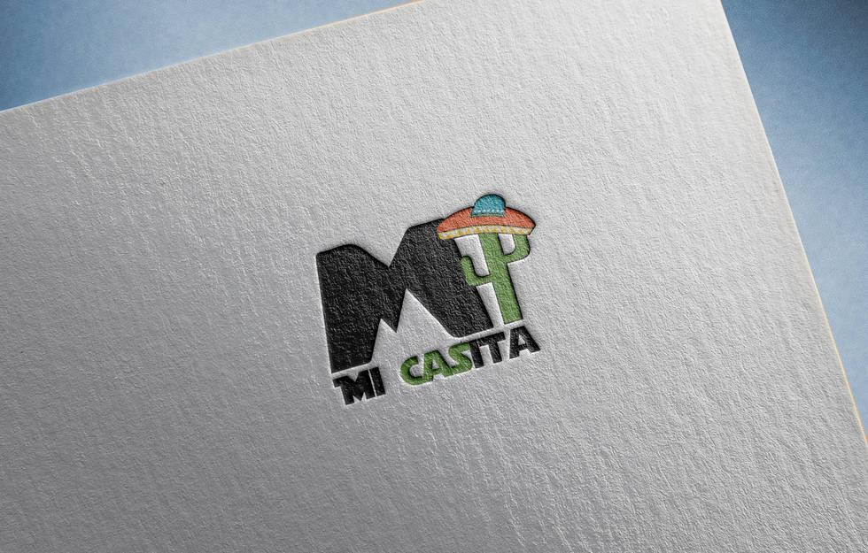 Mi casita Logo Çalışması