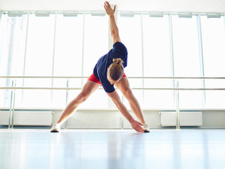 Strong Hips for Stability