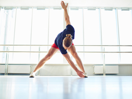 4 Stretches to Prevent Injury