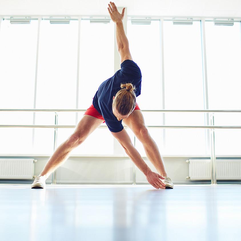 Men's Beginners Yoga