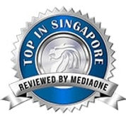 Top in Singapore Award
