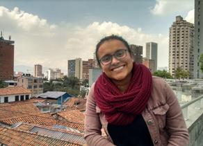 Caliente Student Spotlight - Karen Sarmiento