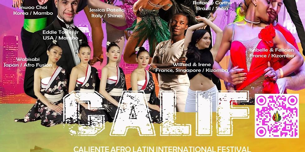 Caliente Afro Latin International Festival