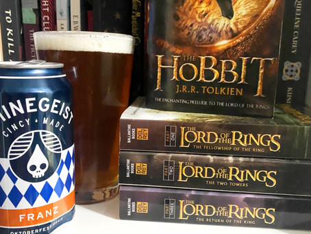 The Fellowship of the Ring Book Tag