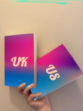 Battle of the Books   US vs UK Covers