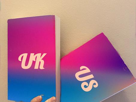 Battle of the Books | US vs UK Covers