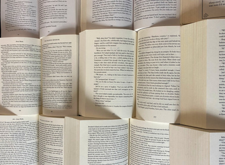 Tag! Bookshelf Scavenger Hunt