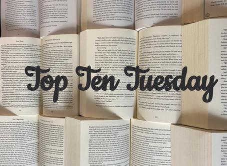 10 Books That Make Me Smile