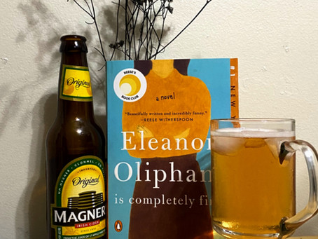 Recent Reads | Eleanor Oliphant is Completely fine