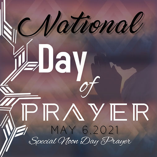 Copy of NATIONAL DAY OF PRAYER - Made wi