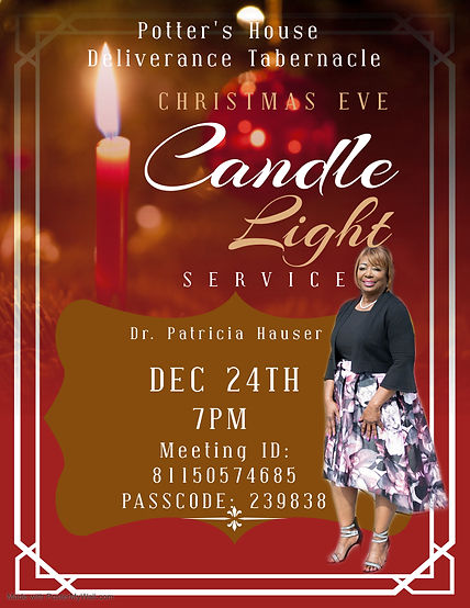 Copy of Christmas Eve Candle Light Churc