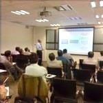 """Con éxito se desarrolló el workshop """"Programa y Control de Proyectos"""" de PMI"""