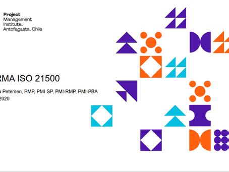 la Norma ISO 21500 de Dirección de Proyectos