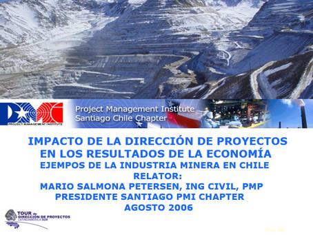Presentación en Uruguay Montevideo, agosto 2006.