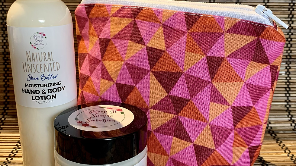 Sweetpea Naturals Gift Set