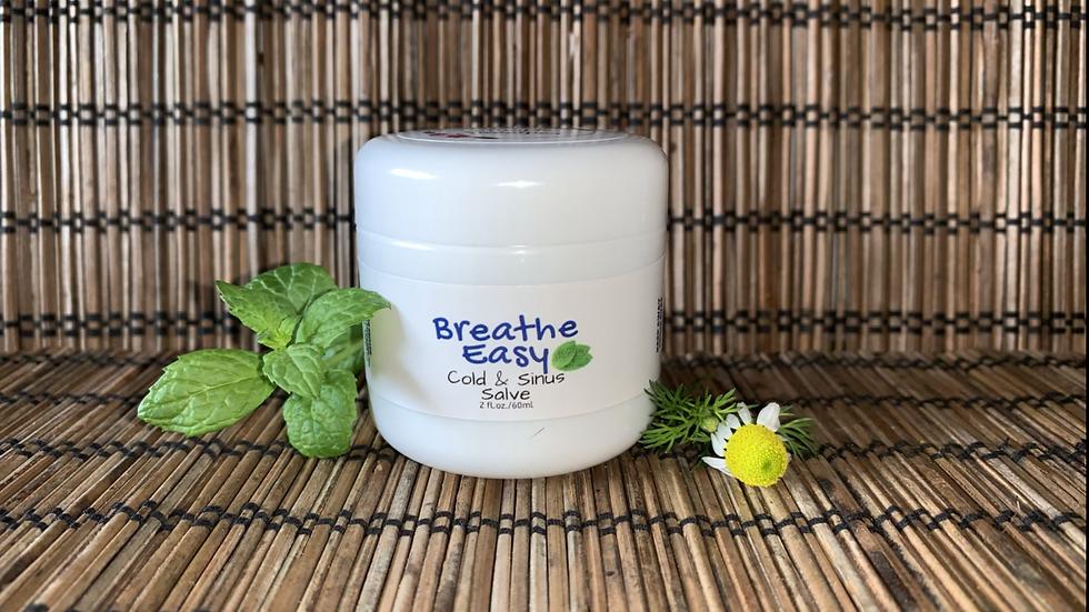 Breathe Easy Cold & Sinus Salve
