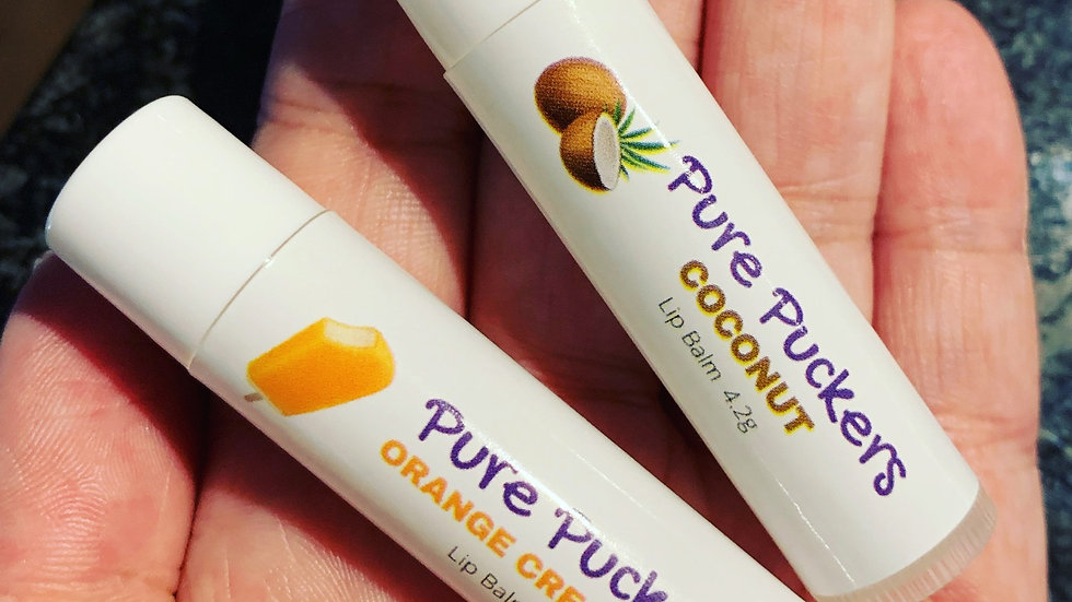 Pure Puckers 3 Pack  —  Pick 3 flavours of your choice