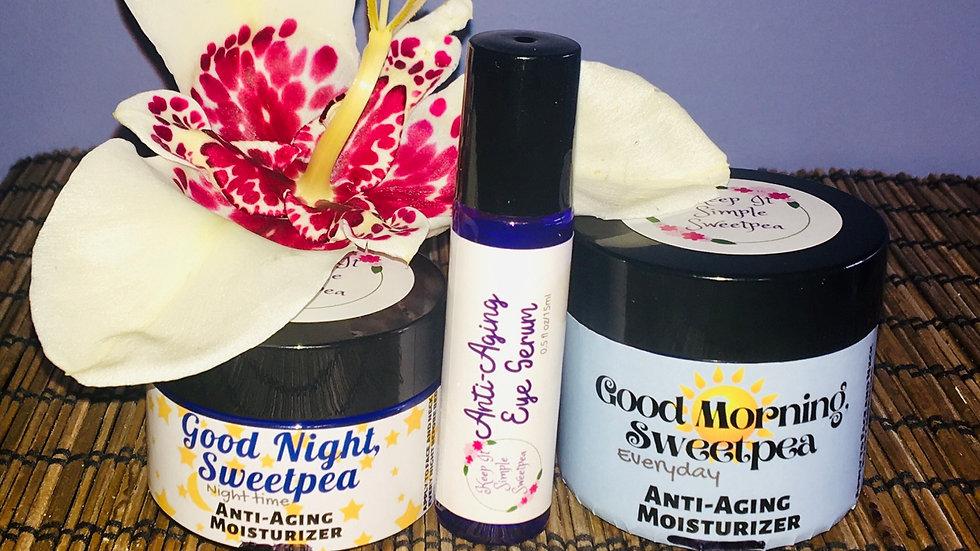 Anti-Aging Skincare Trio