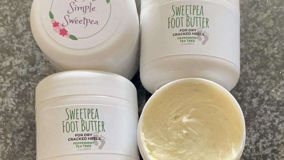 Sweetpea Foot Butter