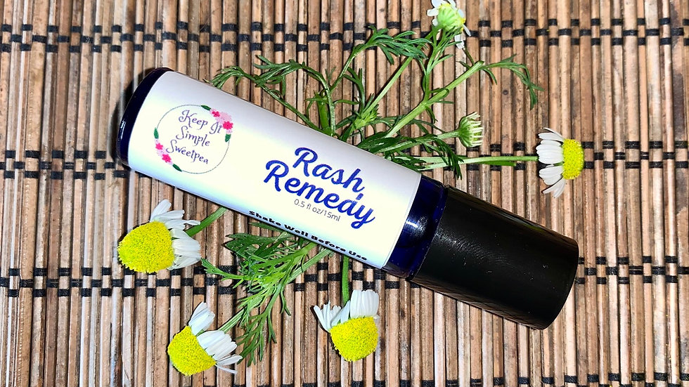 Rash Remedy Anti-Itch roller
