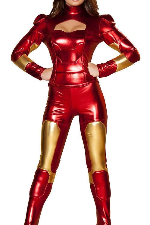 ROMA SEXY IRON MAN BODY COSTUME
