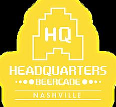 Headquarters beercade nashville, hq nashville, nashville bars, nashville drinks, nashville live music, nashville