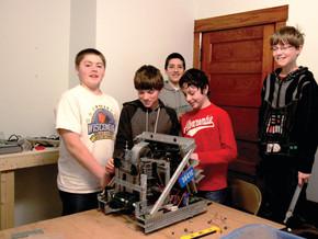 St. Clare heading to robotics world
