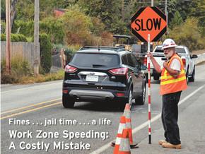 'Work Zone Safety Week' honors Burkhalter
