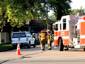 Hilbert chief upset over gas leak