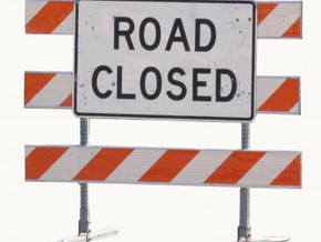 State 96 to close for a week