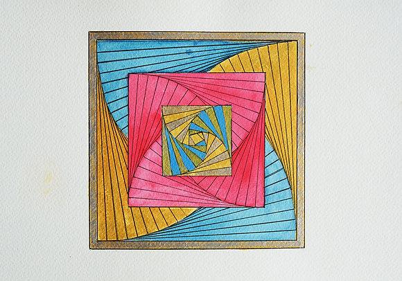 Optical Illusion #1