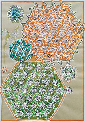 Flower Tessellation