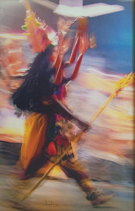 'Kali Yattam' - Gyanrat