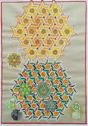 Sunflower Tessellation