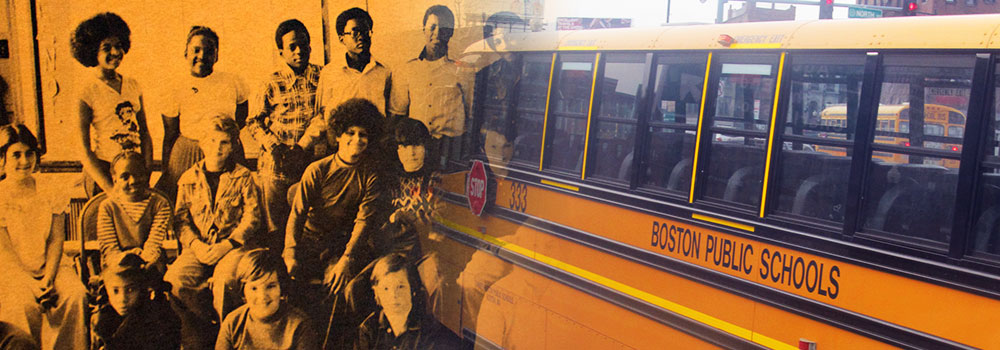 Busing & Desegregation in Boston Remembered