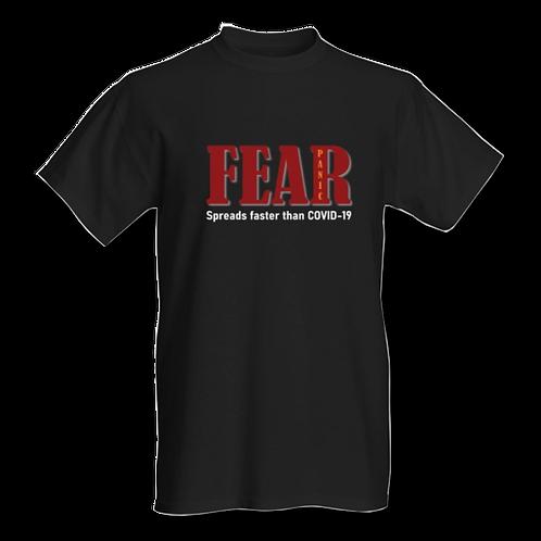 T-Shirt | Black | Living in Fear & Panic 2