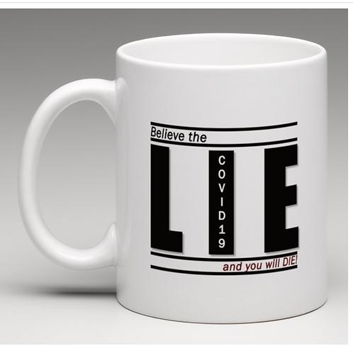 Coffee Mug | Believe the Lie