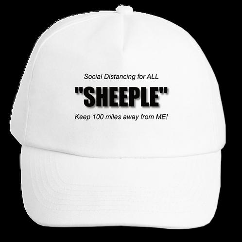 Ball Cap   Social Distancing  SHEEP