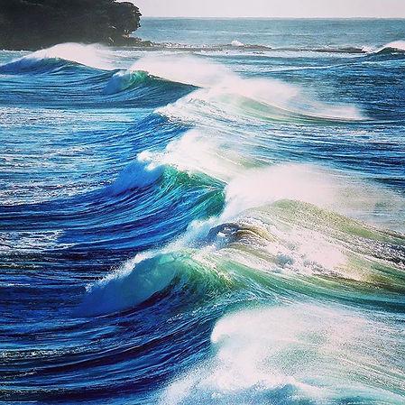 Beach closed_#choppy _#waves _#curlcurl
