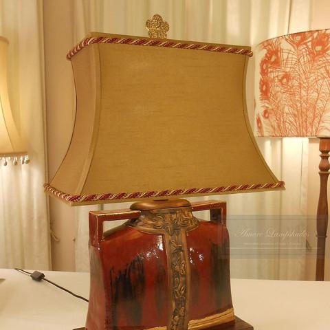 Bonded Lamp 13