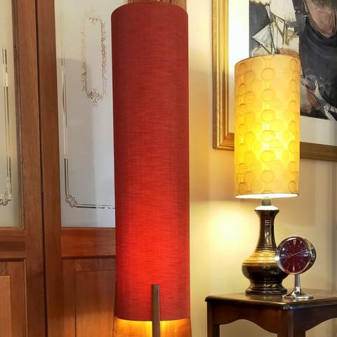 Bonded Lamp 9