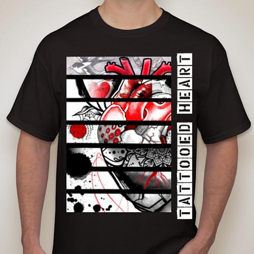 Tattooed Heart Collaboration T-Shirt