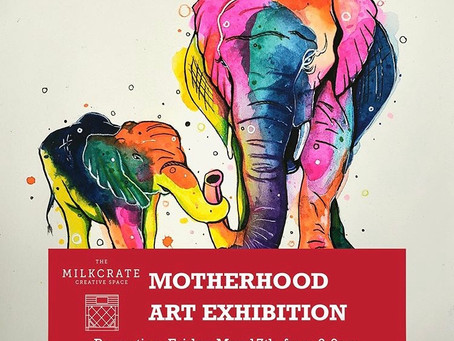 Motherhood Art Exhibition