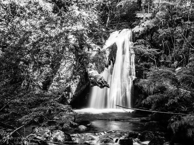Cascada la Leona