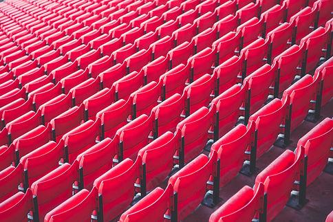 Posti a sedere dello stadio