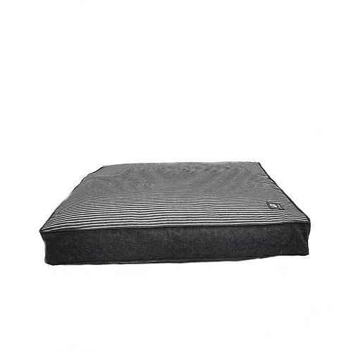 Danish Design Blue Cream Stripe Maritime Bed - Medium